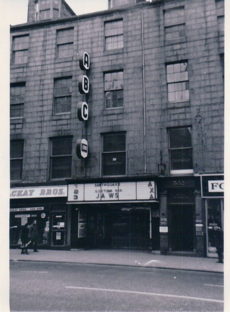 Regal /ABC, Shiprow /Union Street, Aberdeen