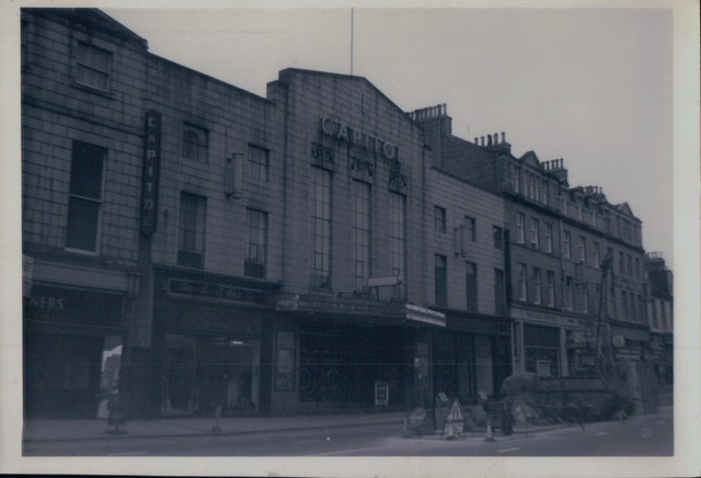 Capitol, Union Street, Aberdeen