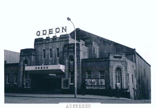 Odeon, Justice Mill Lane, Aberdeen