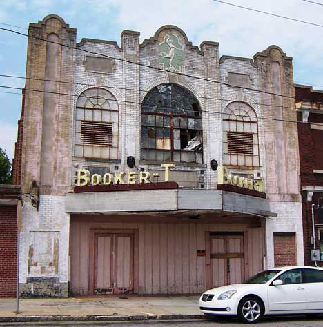 Booker T Theater