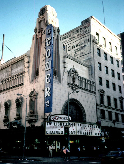 Tower Theatre 1983