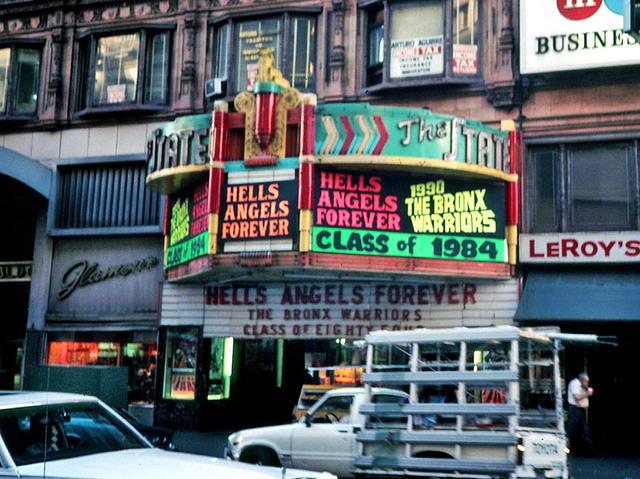 State Theatre 1983
