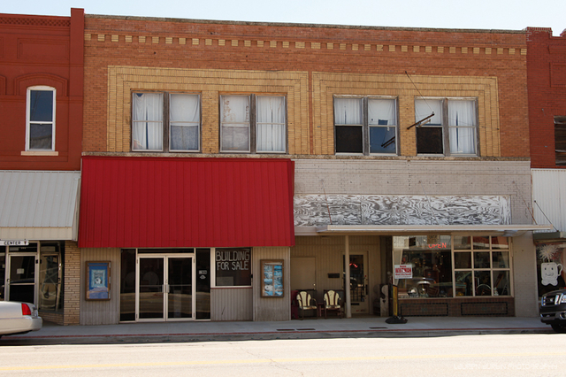 Blackwell Midwest Theater