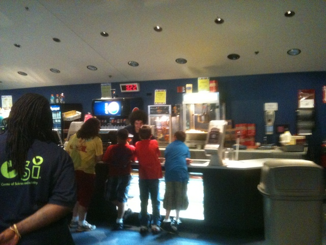 COSI - Center of Science and Industry