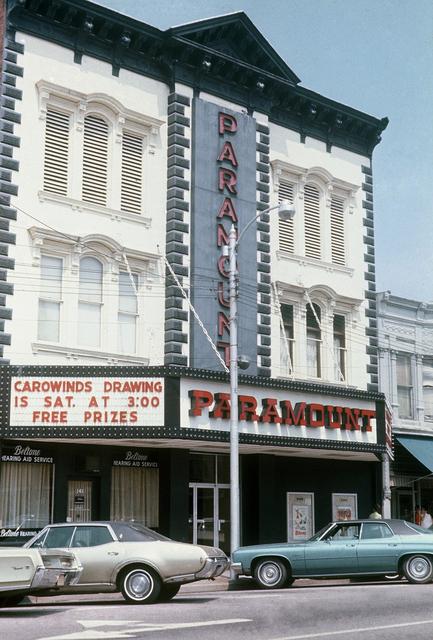 Paramount Theatre - 1975