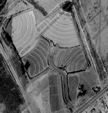Aerial Photo 1980 Valley Drive-In