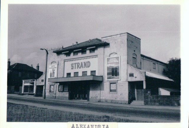 strand cinema in alexandria gb cinema treasures