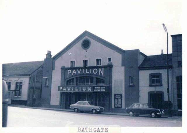 Pavilion, Bathgate