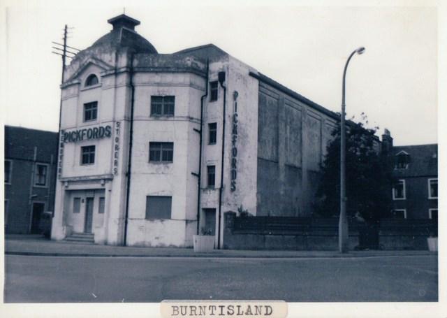 Porte, Burntisland
