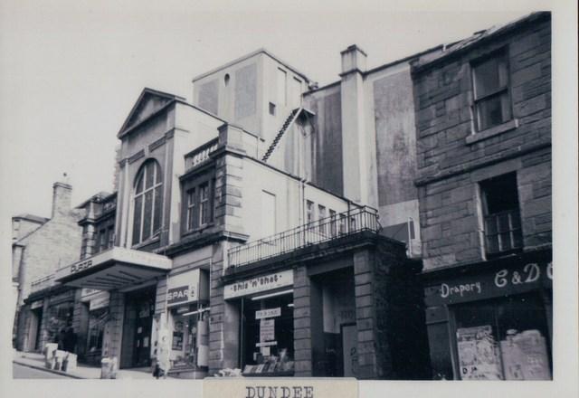 Plaza, Hilltown, Dundee