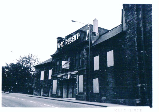 The Regent, Abbeymount, Edinburgh