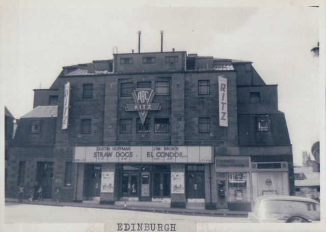 Ritz/ABC, Rodney Street, Edinburgh