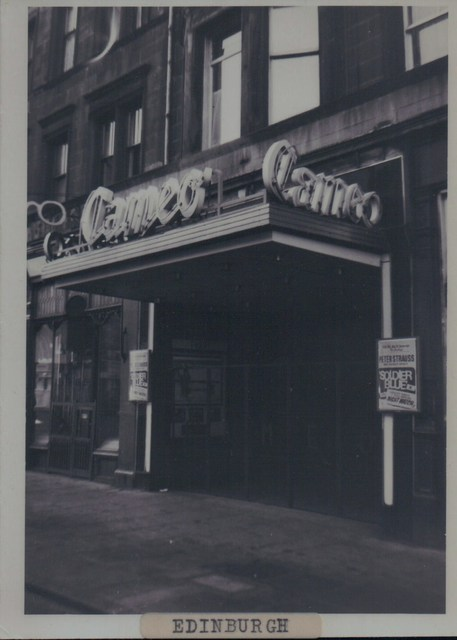 Cameo, Home Street, Edinburgh