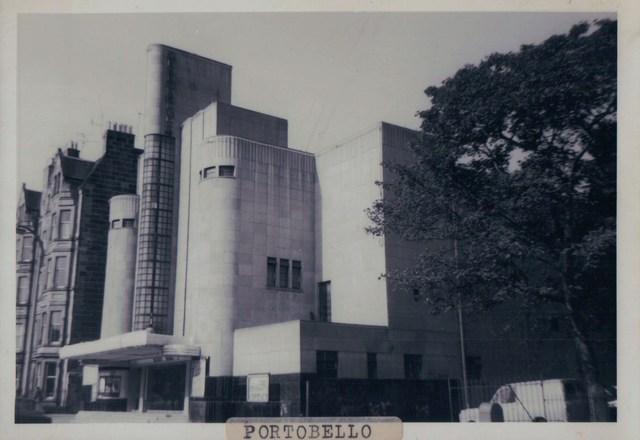 George Cinema, Bath Street, Portobello, Edinburgh
