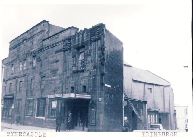 Tivoli, Gorgie Road, Tynecastle, Edinburgh