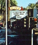 KIVA Theatre, Scottsdale, Arizona about 1960.