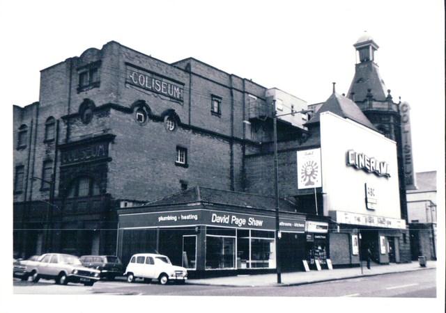 Coliseum/ABC, Eglinton Street, Glasgow