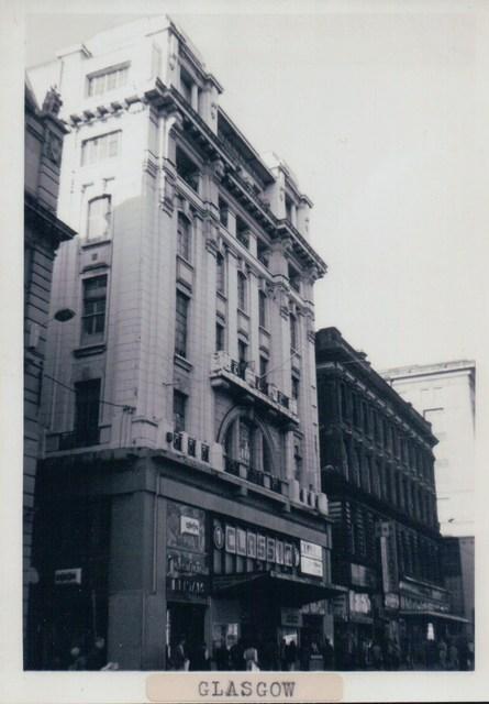 Classic, Renfield Street, Glasgow