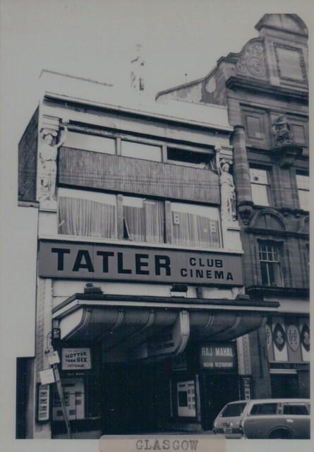 Curzon/Tatler, Sauchiehall Street, Glasgow