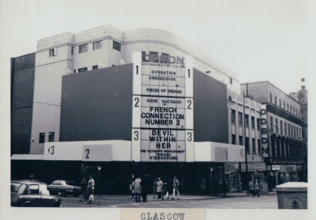 Odeon, Renfield Street, Glasgow