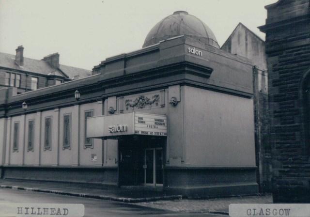 Salon, Vinicombe Street, Hillhead, Glasgow