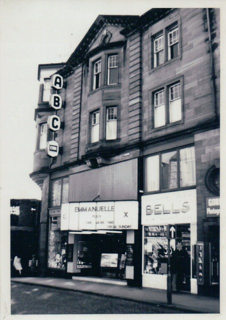 ABC/Odeon, High Street, Kirkcaldy