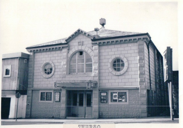 Picture House, Sir George's Street, Thurso