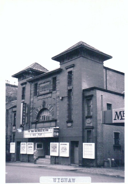 Cinema/ Classic, Kirk Road, Wishaw