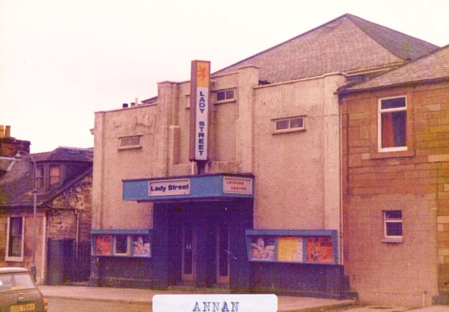 Picture House/Lady Street, Annan