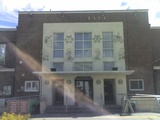 Civic hall Nantwich