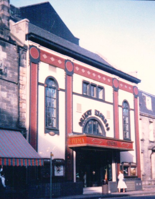 Cinema/Orient Express, East Port, Dunfermline