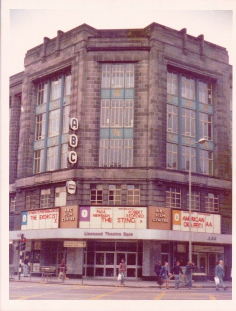 Regal/ABC, Lothian Road, Edinburgh