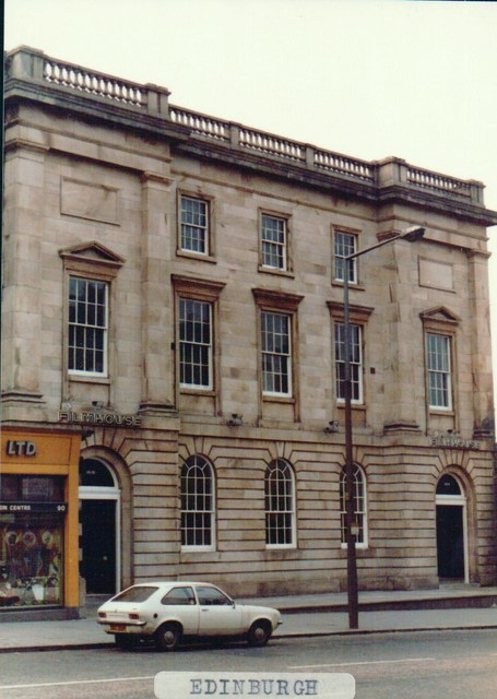 Filmhouse, Lothian Road, Edinburgh