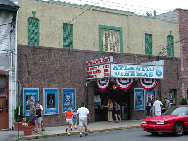Atlantic Cinemas - 2001