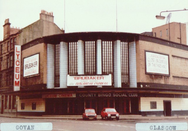 Lyceum, Govan Road, Glasgow