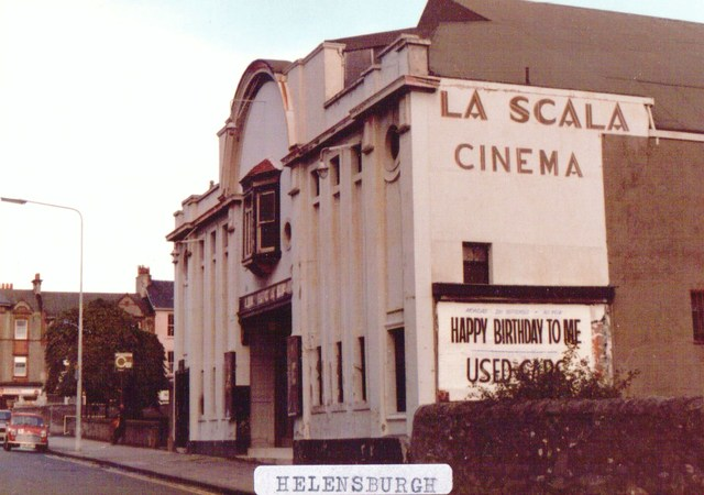 La Scala, James Street, Helensburgh