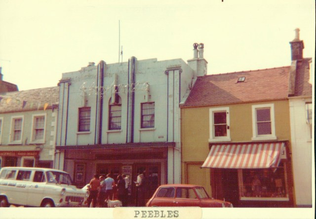 Playhouse, High Street, Peebles