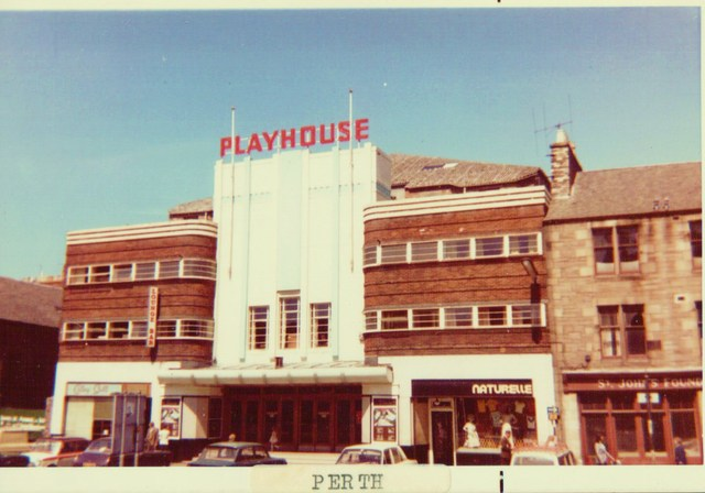 Playhouse, Murray Street, Perth