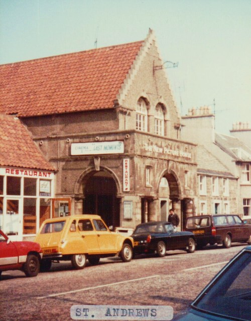 New Picture House, North Street, St. Andrews