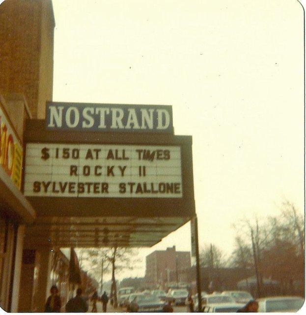 Nostrand Theatre - Nostrand Avenue