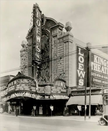 Lowe's Kings Theatre - Flatbush Ave., Brooklyn, NY