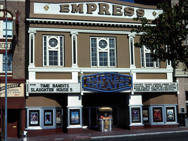 Empress Theatre 1980's