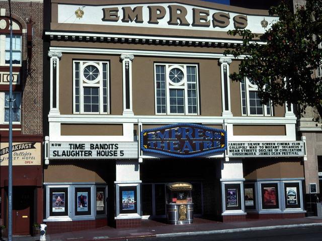 Empress Theatre 1980's