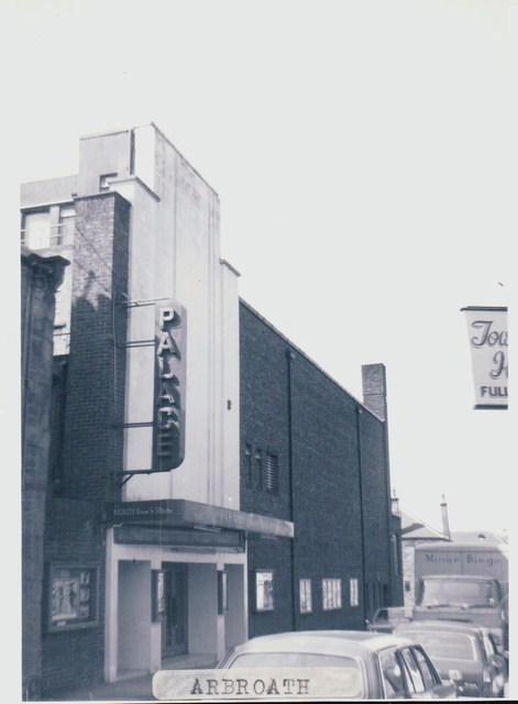 Cinema arbroath