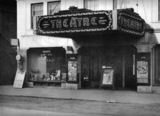 Crandell Theatre in the 1940's