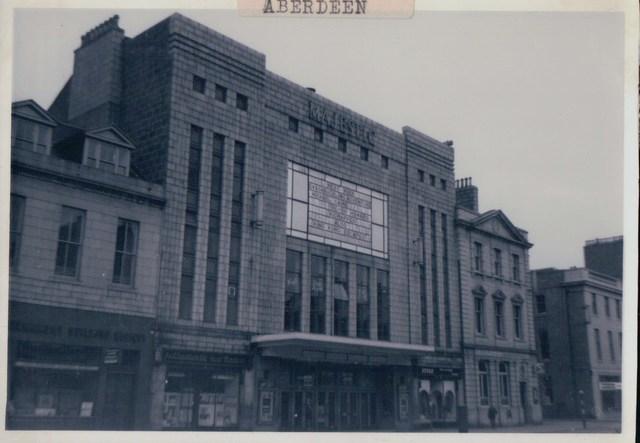 Majestic, Union Street, Aberdeen