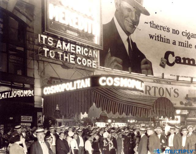 Cosmopolitan Theatre (1924)