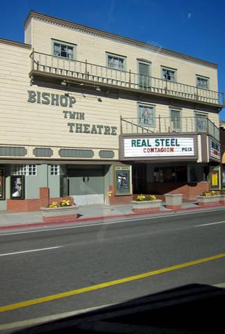 Bishop Twin Theatre