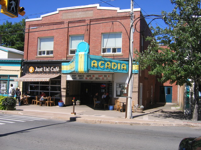 Acadia Cinema's Al Whittle Theatre