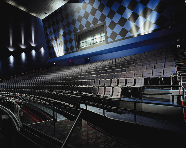 IMAX Screen interior